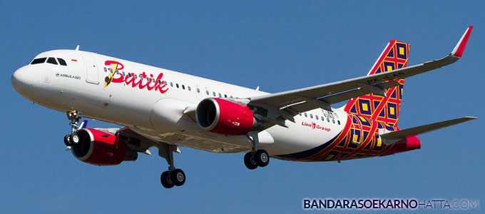 Batik Air - fajar.co.id