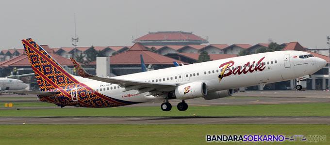 Batik Air Buka Rute Baru dari Bandara Soetta ke Tanjung Pandan & Malaysia - www.harianlampung.co.id
