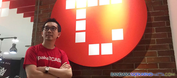 CEO T-Cash, Danu Wicaksana - nawacita.co