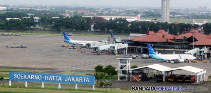 Bandara Internasional Soekarno Hatta - rakyatsulsel.com