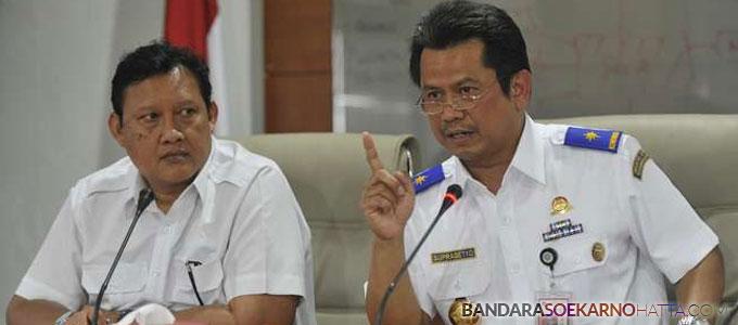Direktur Jenderal Perhubungan Udara Kementerian Perhubungan Suprasetyo - www.deliknews.com