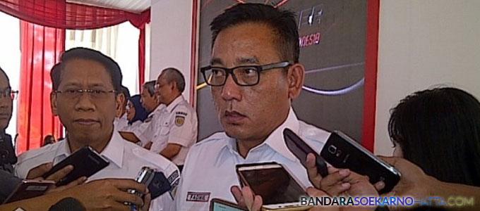 Direktur Utama PT Kereta Commuter Indonesia, Muhammad Nurul Fadhila - www.tribunnews.com
