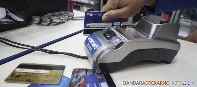 Angkasa Pura (AP) II dan PT Bank Rakyat Indonesia (BRI) Gagas Layanan E-Payment di Bandara Soekarno-Hatta - www.cnnindonesia.com
