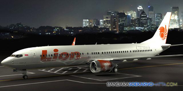 Harga Tiket Pesawat Lion Air Jakarta Cgk Ke Bali Dps Bandara Soekarno Hatta 2021