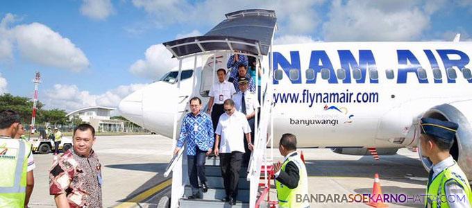 Pasar menjanjikan, NAM Air tambah frekuensi rute Jakarta-Banyuwangi - www.merdeka.com
