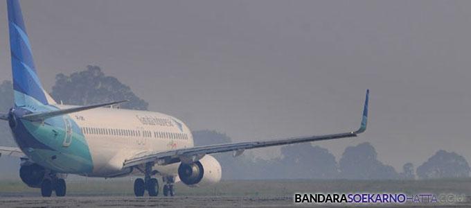 Penerbangan di Bandara Soekarno-Hatta Terganggu - m.tempo.co