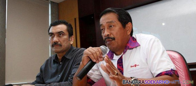 Presiden Direktur Lion Air Group, Edward Sirait - bangka.tribunnews.com