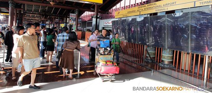 Puncak Arus Mudik di Bandara Soetta Diprediksi Terjadi pada H-2 Lebaran - www.aktual.com