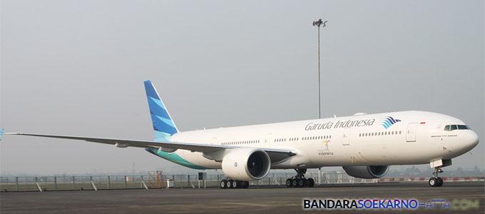 Garuda Indonesia - www.planespotters.net
