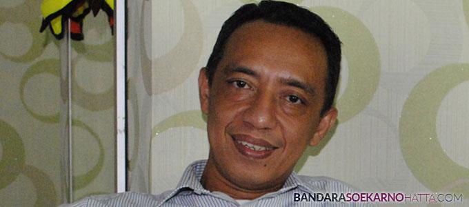 Senior General Manager Bandara Soetta, M. Suriawan Wakan - www.airmagz.com