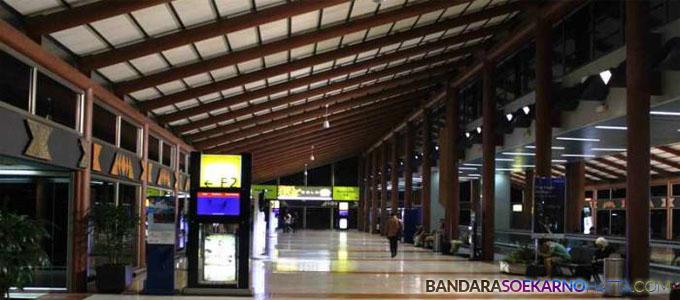 Terminal 2F Bandara Soekarno-Hatta Akan Jadi Terminal Umrah - www.tribunnews.com
