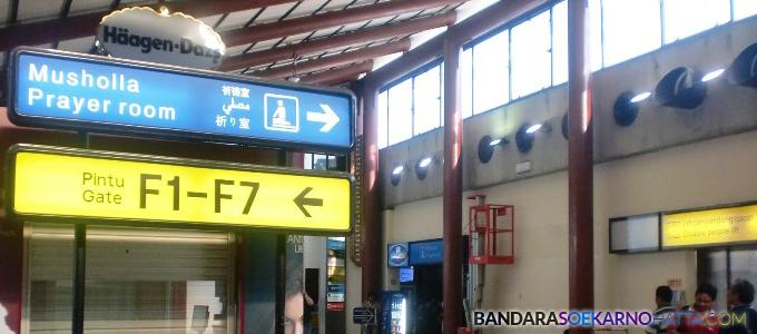 Profil Terminal 2F – Bandara Soekarno Hatta   Bandara