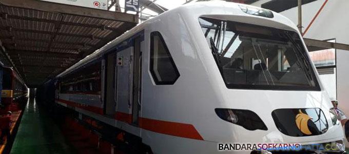 Kereta Bandara Soekarno-Hatta - liputan6.com
