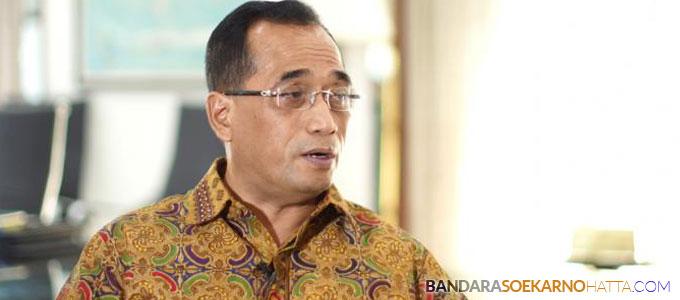 Menteri Perhubungan Budi Karya Sumadi - bisnis.liputan6.com