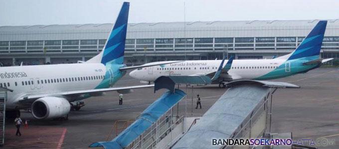 Garuda Indonesia - bisniskeuangan.kompas.com