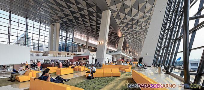 Bandara Soekarno Hatta Tangerang