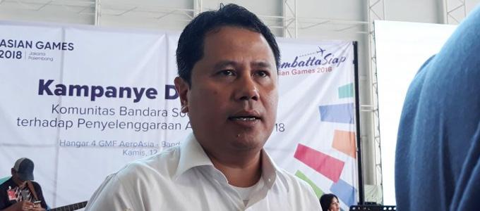 Agus Haryadi, Executive General Manager Bandara Soekarno-Hatta - jakarta.tribunnews.com