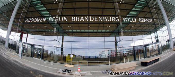 Bandara Berlin-Jerman