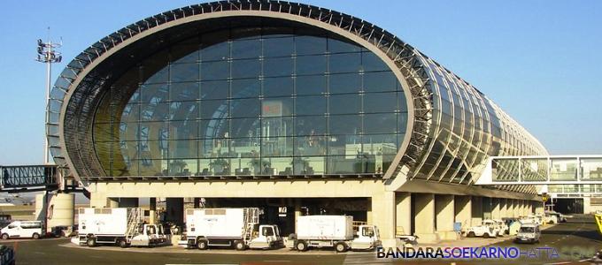 Bandara Charles de Gaulle Perancis