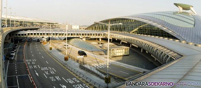 Bandara Internasional Incheon - Seoul