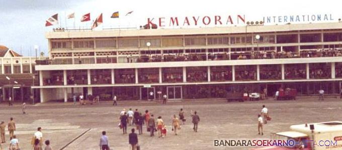 Bandara Kemayoran 1976