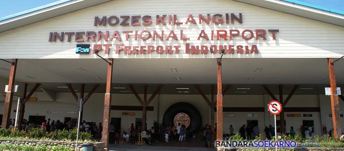 Bandara Mozes Kilangin Timika