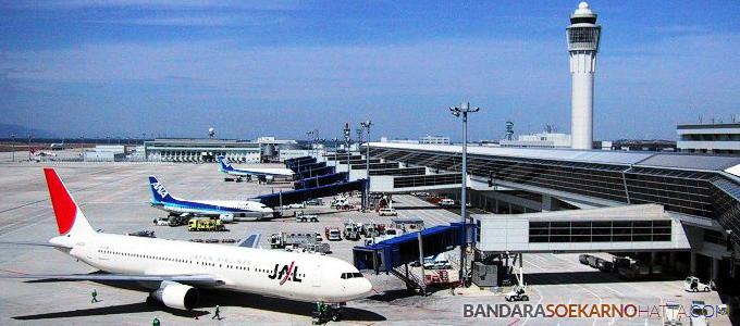 Bandara Nagoya - Jepang