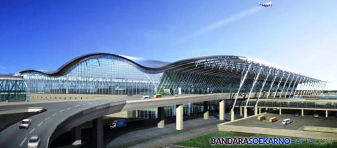 Bandara Pudong Shanghai