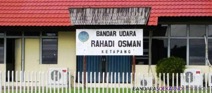 Bandara Rahadi Osman Ketapang