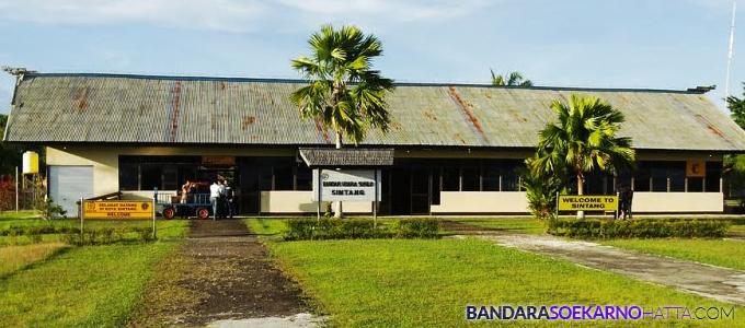 Bandara Susilo Sintang - Kalimantan Barat