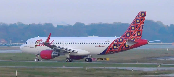 Batik Air - flybyplane