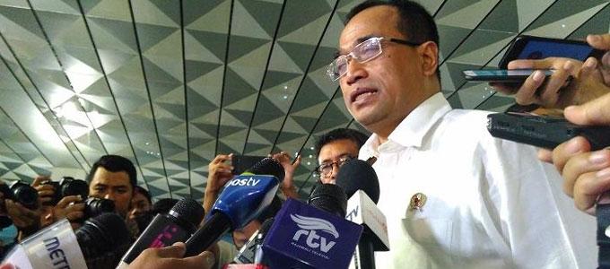 Budi Karya Sumadi, Menteri Perhubungan (Menhub) - wartakota.tribunnews.com