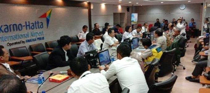 PT Angkasa Pura II mengaktifkan Posko Siaga Monitoring Waspada Wabah Coronavirus di Bandara Internasional Soekarno-Hatta