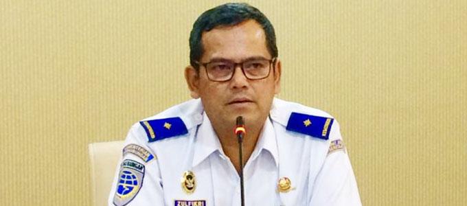 Zulfikri, Direktur Jenderal Perkeretaapian Kementerian Perhubungan - www.cakrawalanews.co.id