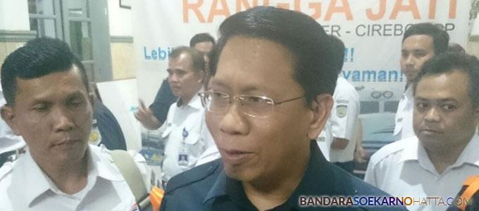 Direktur Keuangan PT KAI, Didiek Hartantyo - m.suarajatimpost.com