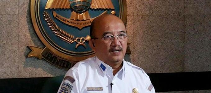 Djoko Murjatmodjo, Direktur Teknik dan Operasi PT Angkasa Pura II (Persero) - lampung.tribunnews.com
