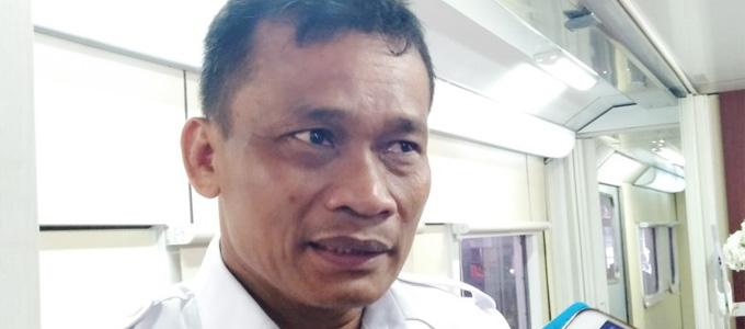 Eko Budiyanto, Manager Humas Daop 6 Yogyakarta - banten.antaranews.com