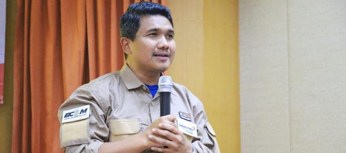 Febri T. Simatupang, Senior Manager Of Branch Communication and Legal Bandara Internasional Soekarno-Hatta - metaonline.id