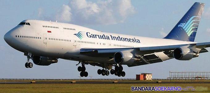 Garuda Indonesia di Bali