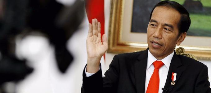 Joko Widodo, Presiden Republik Indonesia - www.martirnkri.com