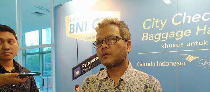 Pelaksana Tugas Direktur Utama Railink, Mukti Jauhari