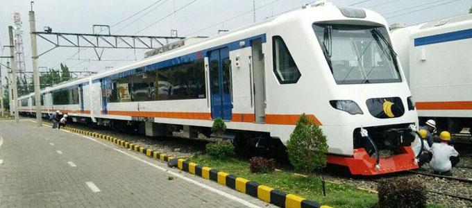 Kereta Api Bandara Soekarno Hatta - finance.detik.com