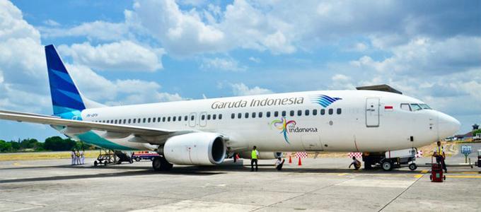 Maskapai Garuda Indonesia menambah frekuensi penerbangan rute Pangkalpinang-Jakarta PP saat libur Imlek