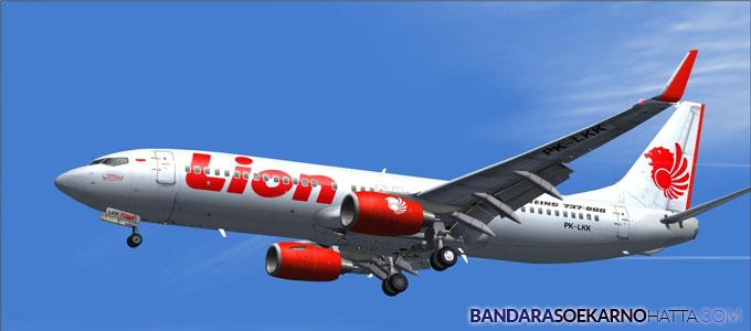 Lion Air Buka Rute Penerbangan Charter Jakarta-Sanya Tiongkok - www.liputan1.com