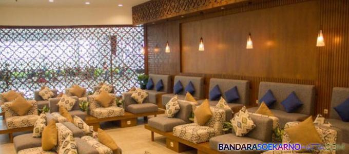 Lounge di Bandara Soekarno-Hatta