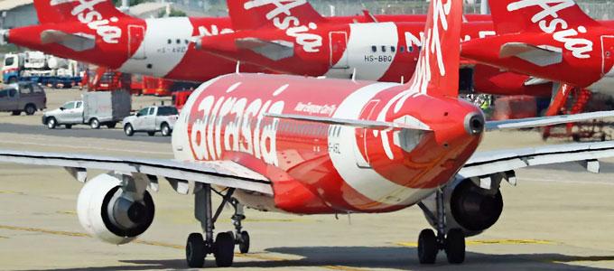 Maskapai AirAsia - asia.nikkei.com