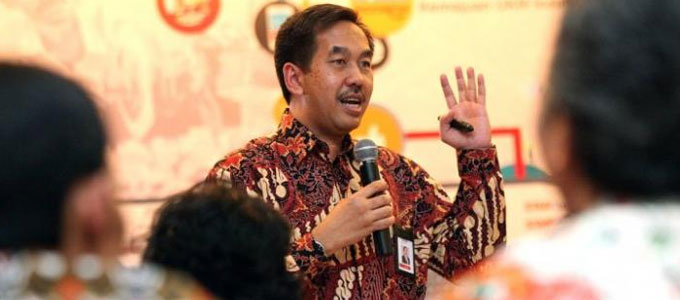 Muhammad Awaluddin, Direktur Utama PT Angkasa Pura II (Persero) - solo.tribunnews.com