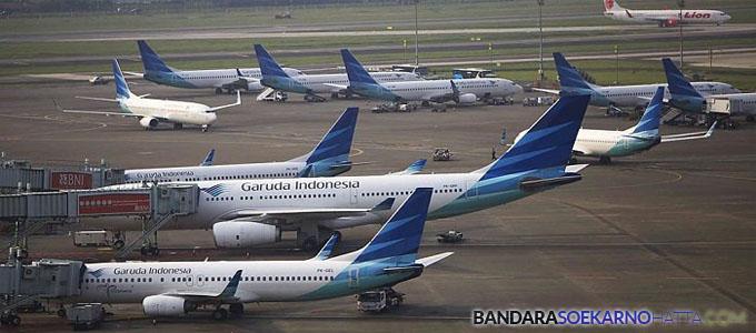 Penumpang Keluhkan Keterlambatan Penerbangan, Begini Penjelasan Garuda Indonesia - tribunnews.com