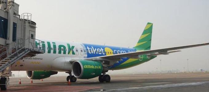 Fasilitas dari Tiket.com untuk penumpang Citilink
