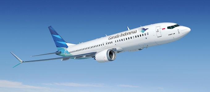 Pesawat Garuda Indonesia - www.aviatren.com